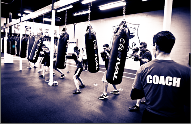 Griffins Boxing and fitness